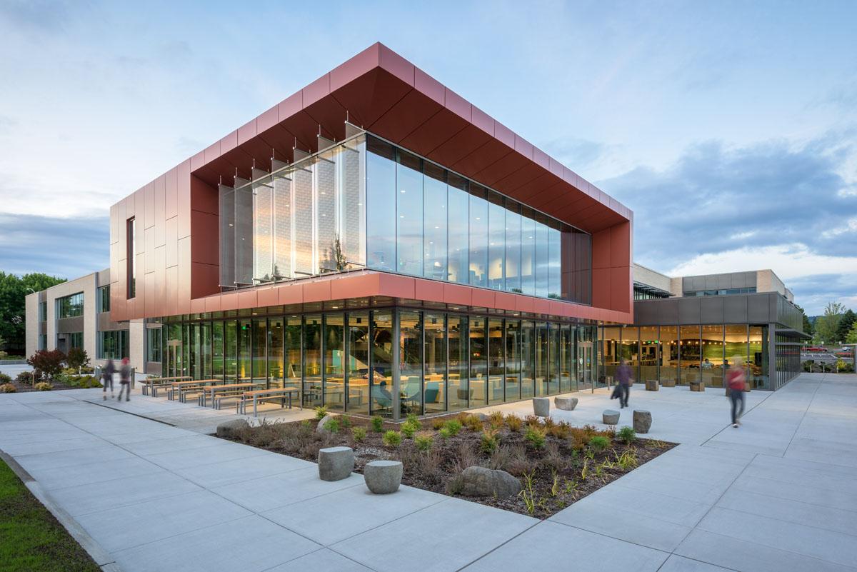 Sustainable University Buildings   Rock Creek Campus, Building 5 ...