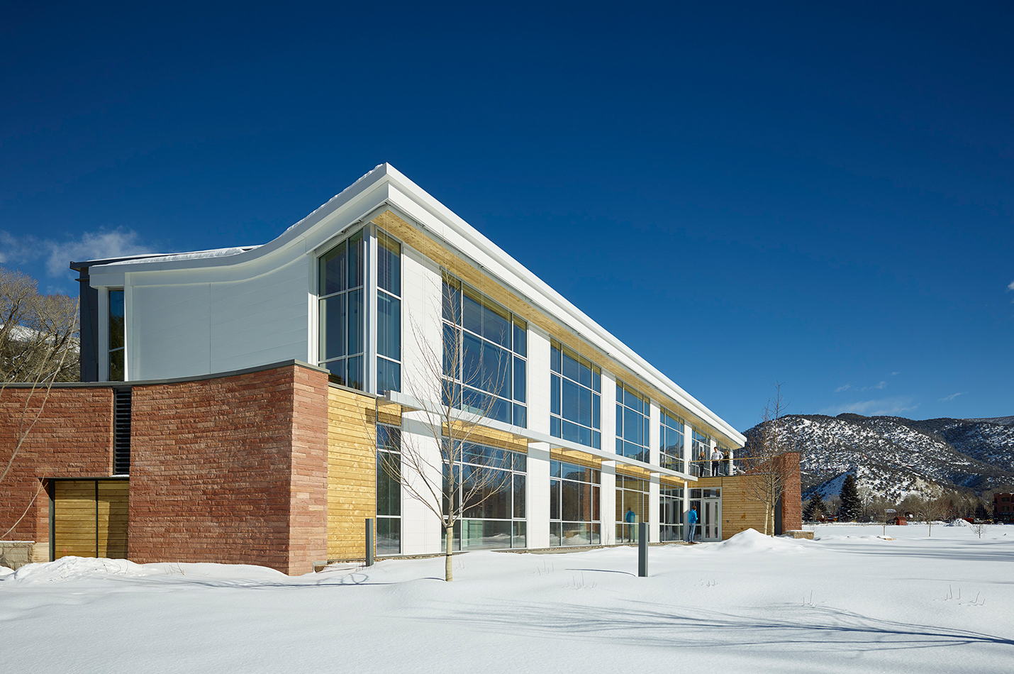 The Rocky Mountain Institute Innovation Center