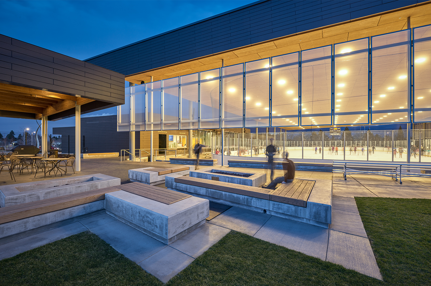 The Pavilion | Bend Park and Rec District | PAE