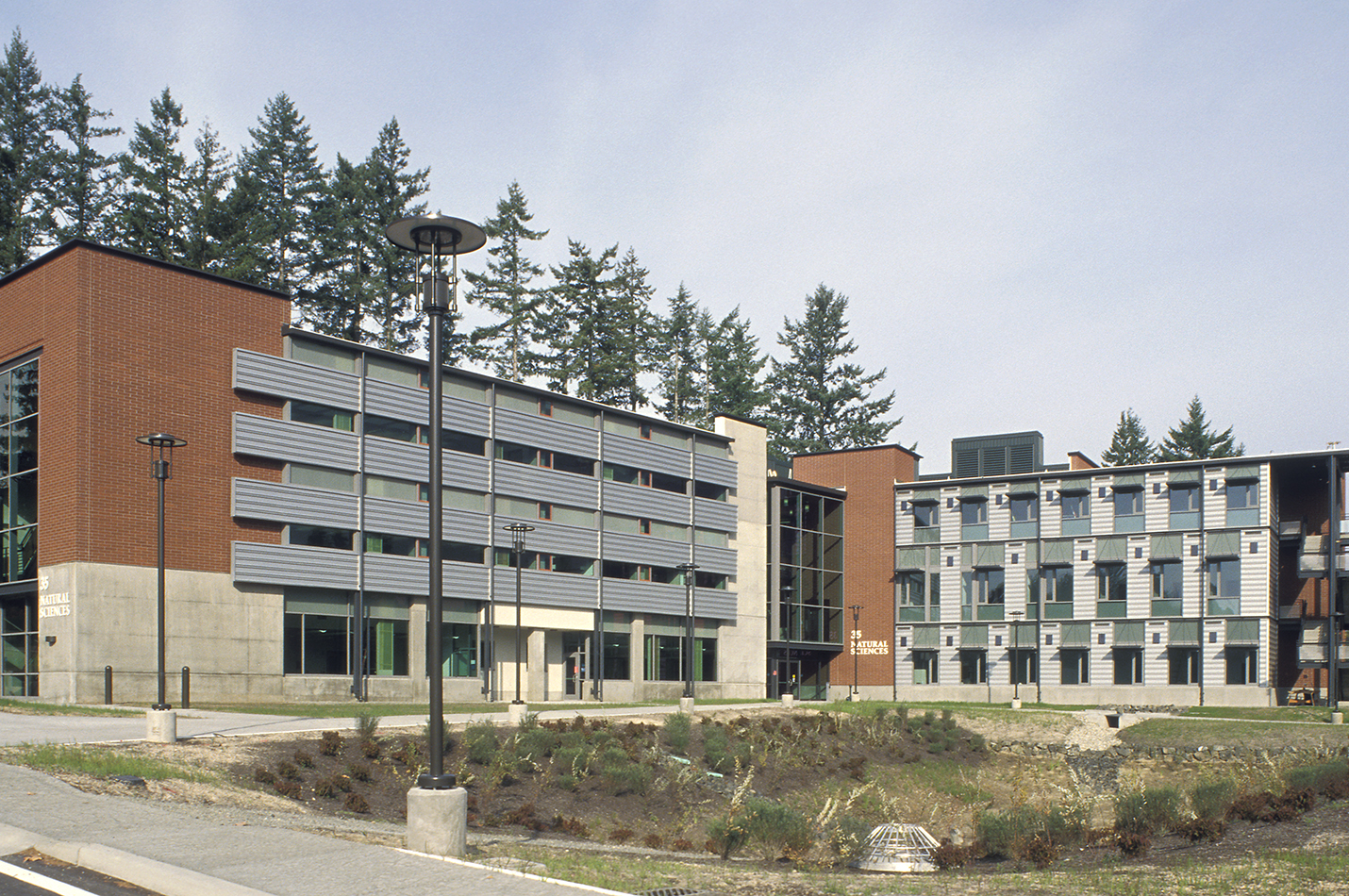 Natural Sciences Complex, South Puget Sound Community College