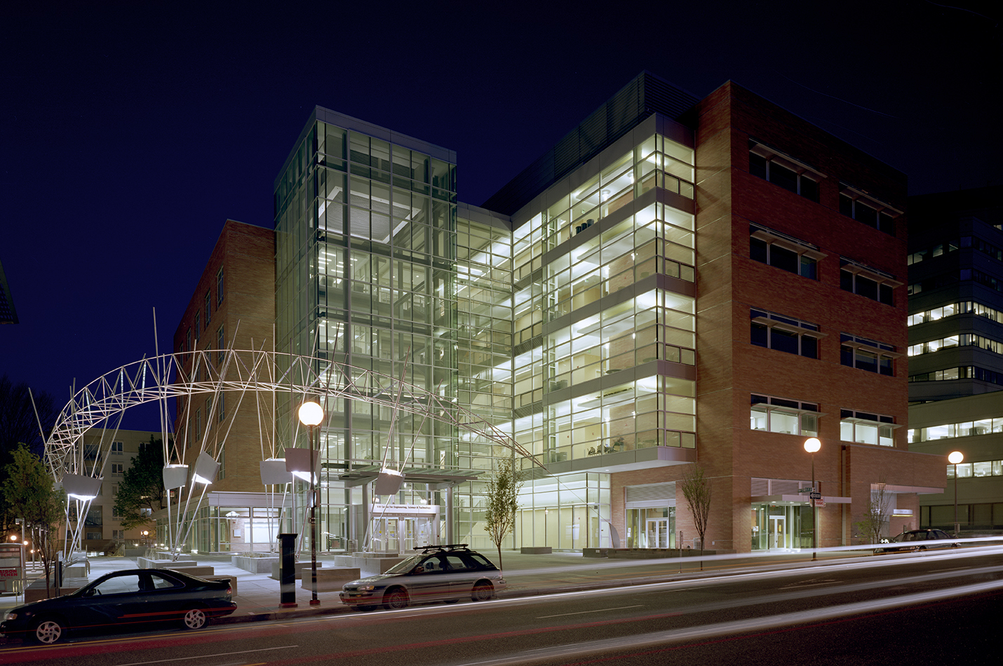 Nw Center For Engineering Science Technology Portland