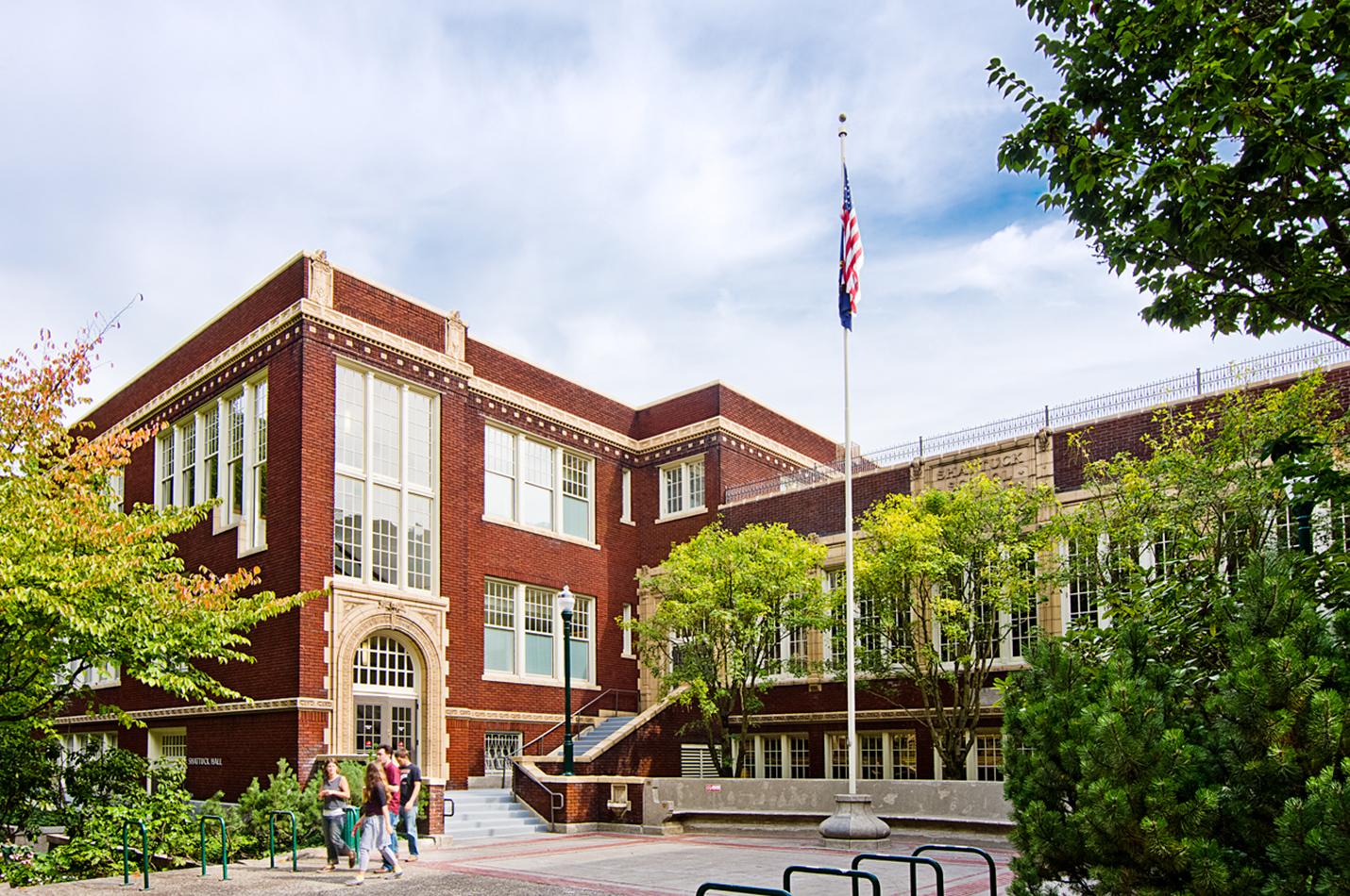 Shattuck Hall Historic Renovation Portland State