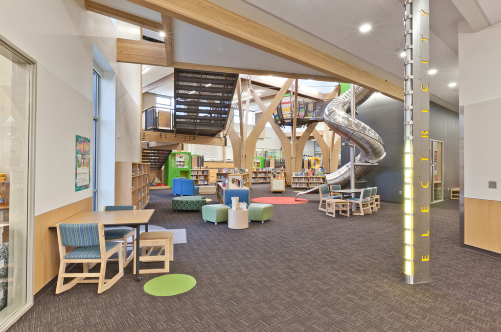 K 12 Schools Sustainable Green Engineering Design From Pae Projects Pae