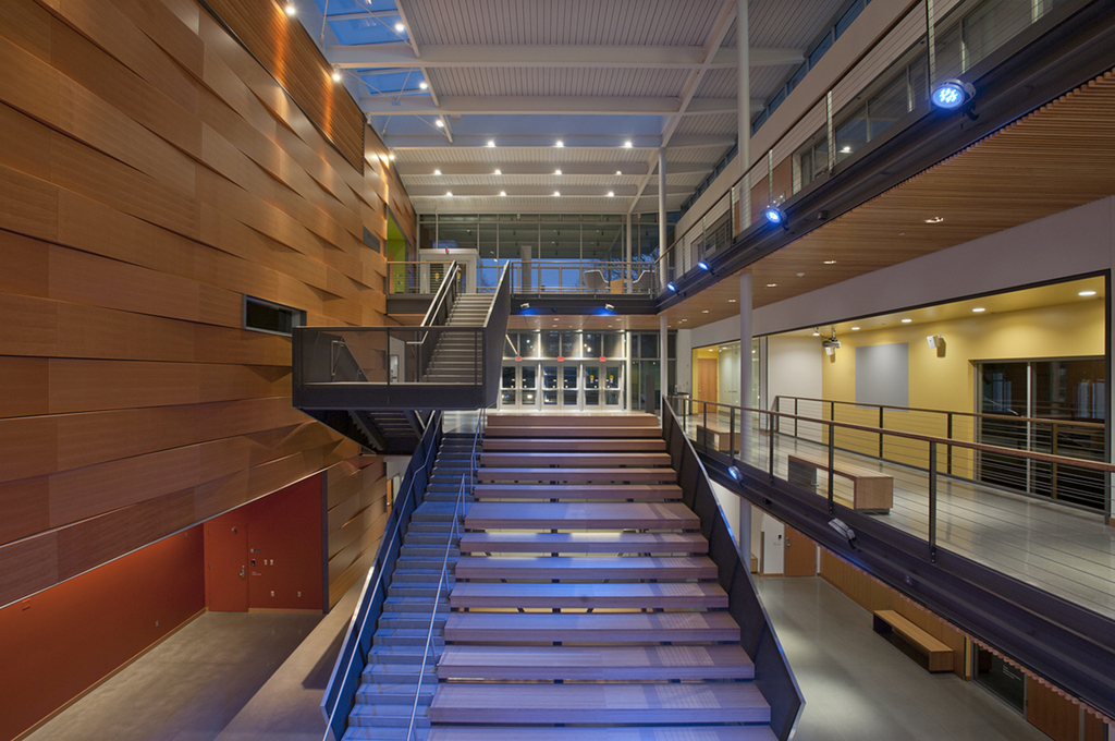 North Point Ford >> Civic Buildings | PAE | A Sustainable Engineering Design ...