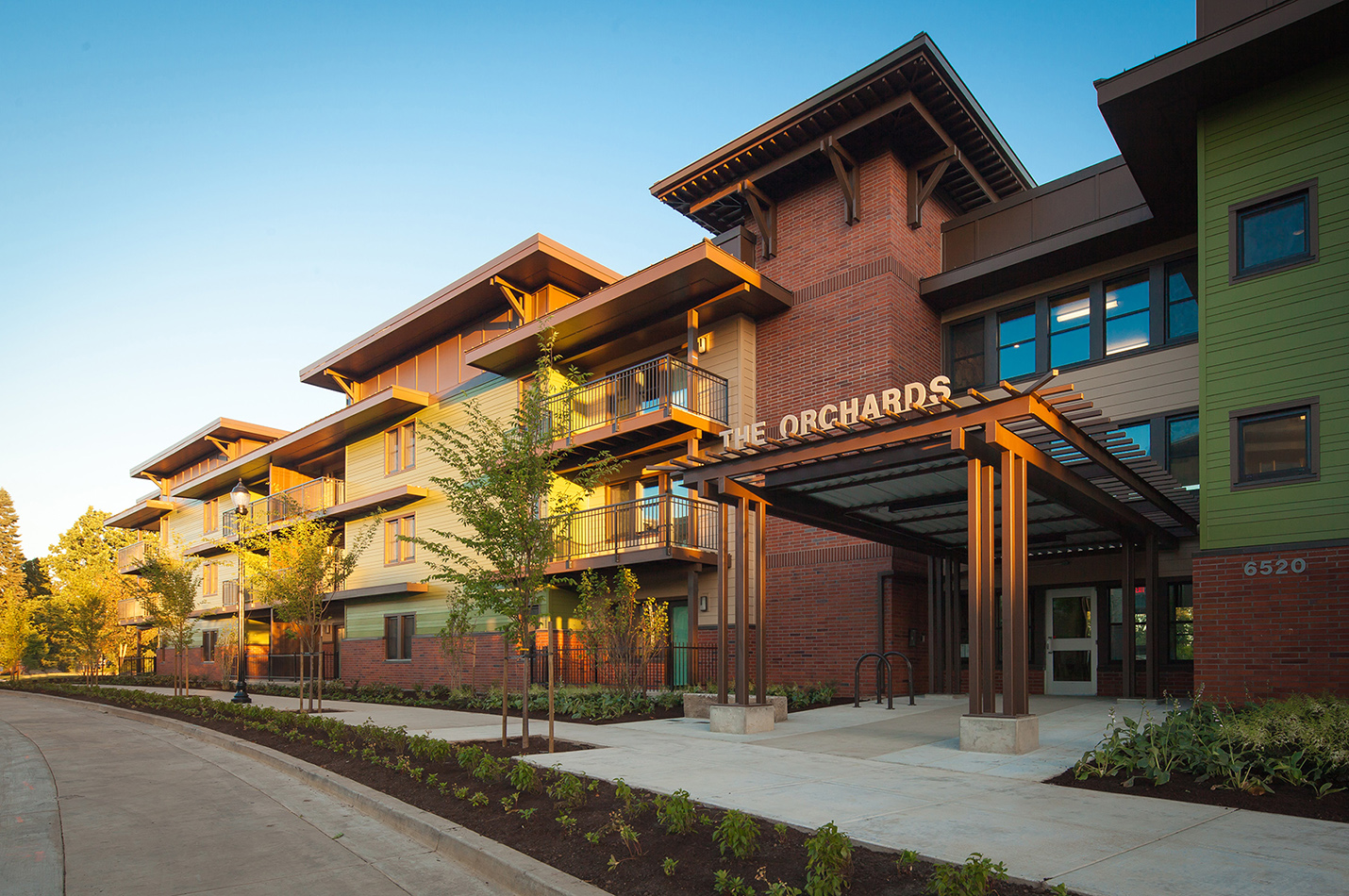 The Orchards At Orenco Achieves Passive House Certification News
